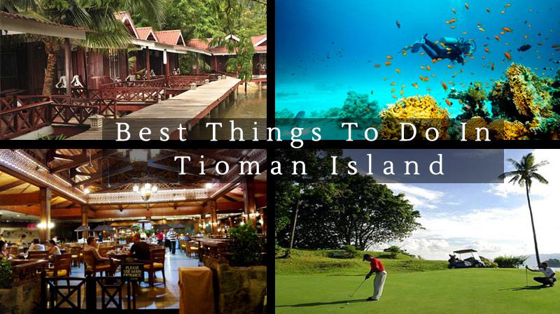 Tioman Travel Blog